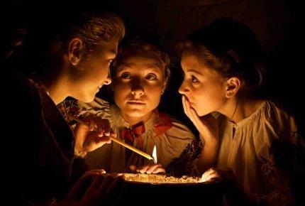 """20 декабря зимний народный праздник """"Ночь перед волшебством"""" в Первом музее славянской мифологии!"""