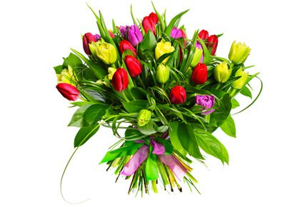 Дарите любимым цветы! Скидка 50% от цветочного салона Орхидея