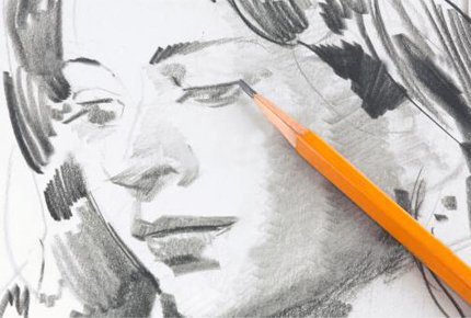 Творческий портрет или шарж пастелью со скидкой 50%