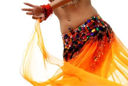 Исторический и восточные танцы в Клинике восстановительного лечения Sante со скидкой 50%