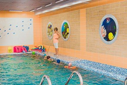Бассейн и сухие залы со скидкой 50% в детском спортивном комплексе Startна Пушкина