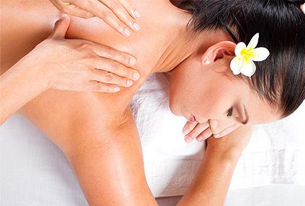 Тайский йога-массаж от йога-центра «Саттва» со скидкой  58%