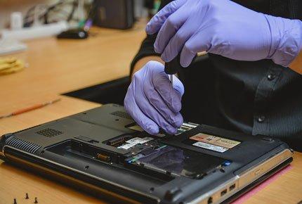 Чистка ноутбука от пыли, вирусов на дому со скидкой 60%. Заплати 310 рублей вместо 780