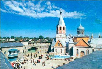 17 февраля поездка в Свято-Никольский женский монастырь