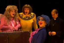 18 февраля «Счастье напрокат» в театре «Версия» со скидкой 50%