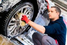 Комплексная мойка и кузов-коврики со скидкой 50% на новой автомойке Аквачист