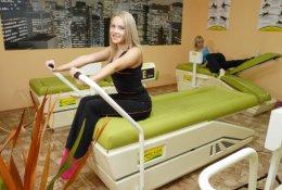 """Тонусные столы и ИК-сауна  в Wellness Клуб """"Bellissima"""" со скидкой 67%.Заплати 850 рублей вместо 2650!"""