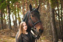Фотосессия с лошадью со скидкой 55%