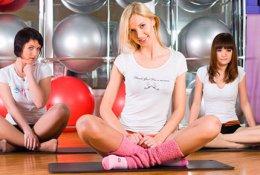 """Спорт - это здоровье! Скидка 57% на 8 различных занятий от клуба здоровья """"Возрождение"""""""