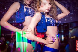 Абонемент на 8 Занятий GO-GO DANCE со скидкой 63% в Рефлексе с Марией Крюковой.