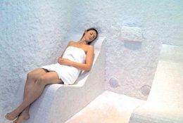 Три сеанса в соляной пещере «Легкое дыхание» со скидкой 66%. Заплати 300 рублей вместо 900