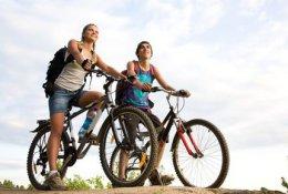 Прокат велосипедов со скидкой 50% в велопрокате «Вместе» на Косарева