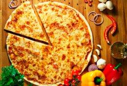 Ароматная пицца от Пятниzza со скидкой 50%