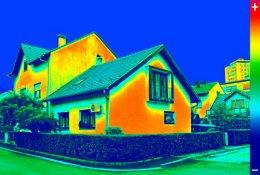Тепловизионное обследование квартир и домов со скидкой 50%
